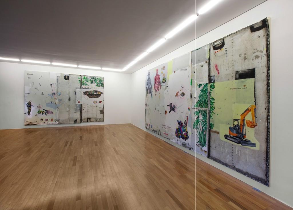 Mendes Wood DM, São Paulo, Brasil, 2012