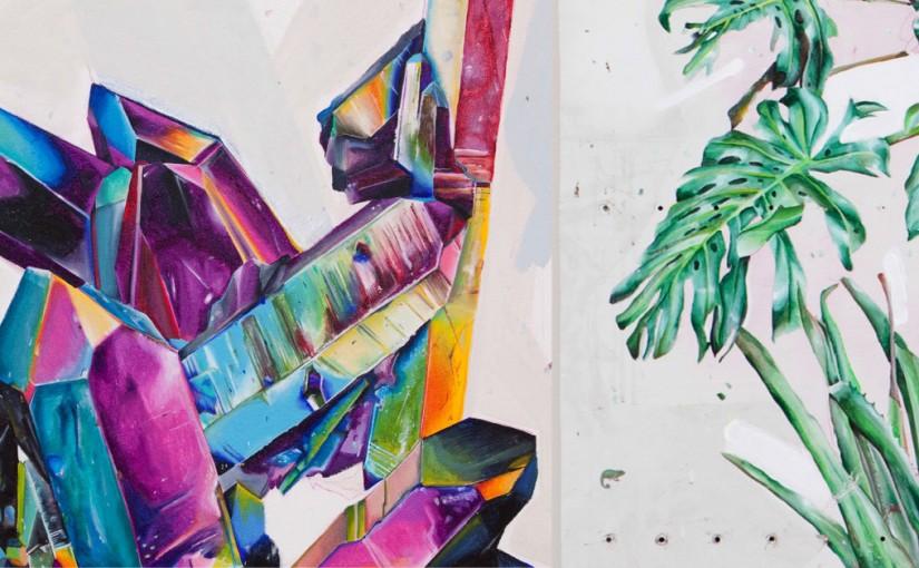 Detail / Detalhe </br>(Síntese entre Ideias Contraditórias e a Pluralidade do Objeto como Imagem) / (Synthesis of contradictory ideas and the pluralism of object as image)