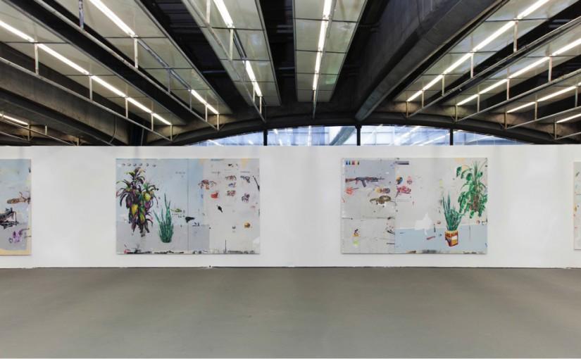1a Mostra do programa de exposições Centro Cultural São Paulo 2012, São Paulo, Brasil