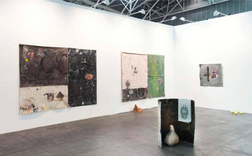 Paulo Nimer Pjota, Artissima, Torino, 2015